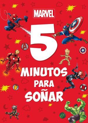 MARVEL. 5 MINUTOS PARA SOÑAR