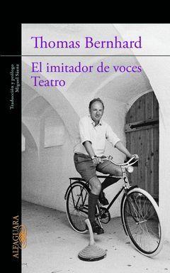 IMITADOR DE VOCES,EL/ TEATRO. ALFAGUARA-RUST