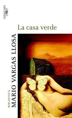 CASA VERDE,LA.BIBL V.LLOSA-ALFAG-RUST