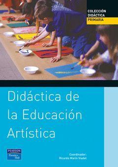 DIDACTICA DE LA EDUCACION ARTISTICA.PHAL