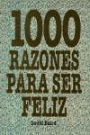 1000 RAZONES PARA SER FELIZ.ALHAMBRA-RUS