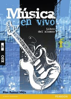 MUSICA EN VIVO B LIBRO DEL ALUMNO PACK ESO