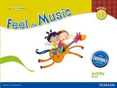 FEEL THE MUSIC 1 ACTIVITY BOOK PACK (EXTRA CONTENT)
