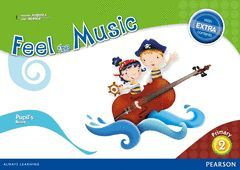 FEEL THE MUSIC 2 PUPIL'S BOOK (EXTRA CONTENT)