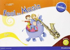 FEEL THE MUSIC 3 PUPIL'S BOOK (EXTRA CONTENT)