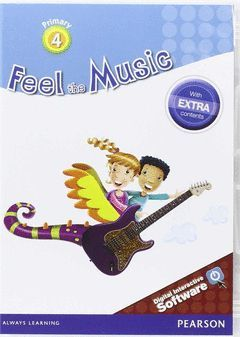FEEL THE MUSIC 4 DIGITAL INTERACTIVE SOFTWARE