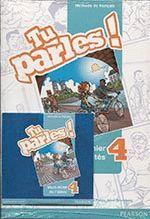 TU PARLES ! 4 PACK CAHIER