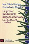 LA PROSA MODERNISTA HISPANOAMERICANA: INTRODUCCIÓN CRÍTICA Y ANTOLOGÍA