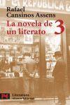 LA NOVELA DE UN LITERATO, 3