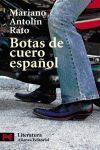 BOTAS DE CUERO ESPAÑOL-L-5053