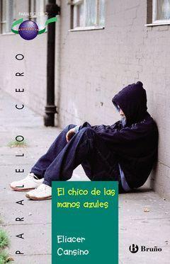 CHICO DE LAS MANOS AZULES ,EL PC