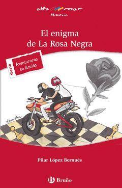 EL ENIGMA DE LA ROSA NEGRA
