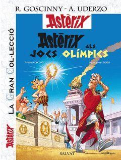 ASTERIX ALS JOCS OLÍMPICS