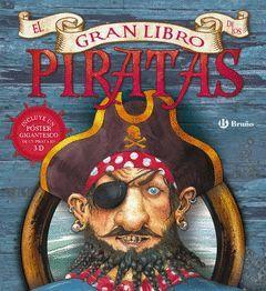 GRAN LIBRO DE LOS PIRATAS,EL.BRUテ前