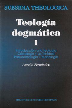 INTRODUCCIÓN A LA TEOLOGÍA ; CRISTOLOGÍA ; LA TRINIDAD ; PNEUMATOLOGÍA ; MARIOLO