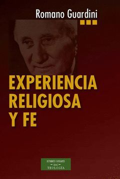 EXPERIENCIA RELIGIOSA Y FE