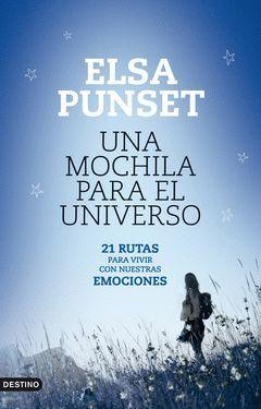 MOCHILA PARA EL UNIVERSO,UNA. DESTINO-IMAGO MUNDI-226-RUST