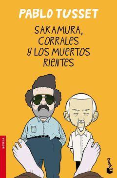 SAKAMURA,CORRALES Y LOS MUERTOS RIENTES.BOOKET-2363