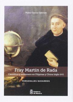 FRAY MARTÍN DE RADA