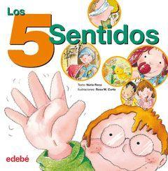 5 SENTIDOS,LOS.EDEBE-NUMEROS DE LA VIDA-INF-CARTONE