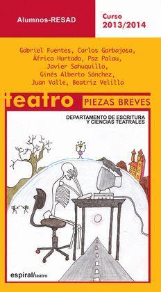 TEATRO PIEZAS BREVES 2013-2014