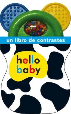 HELLO BABY.LIBRO SONAJERO.CONTRASTES