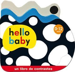 HELLO BABY - LIBRO CARTÓN