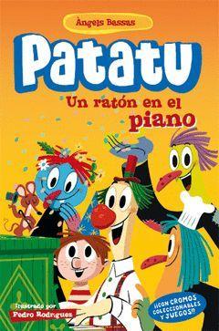 PATATU 3. UN RATON EN EL PIANO