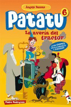 PATATU 6. LA AVERIA DEL TRACTOR