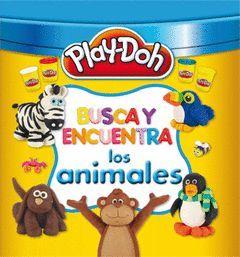 PLAY-DOH: BUSCA Y ENCUENTRA LOS ANIMALES