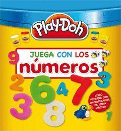 PLAY-DOH: JUEGA CON LOS NÚMEROS