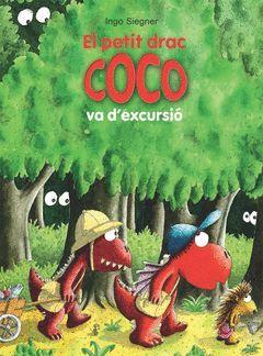 PETIT DRAC COCO VA D'EXCURSIÓ,EL