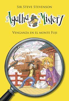 AGATHA MISTERY.024.VENGANZA EN EL MONTE FUJI