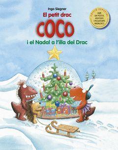 PETIT DRAC COCO I EL NADAL A L'ILLA DEL DRAC, EL