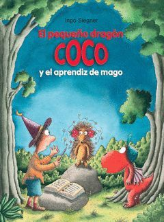 EL PEQUEÑO DRAGÓN COCO Y EL APRENDIZ DE MAGO