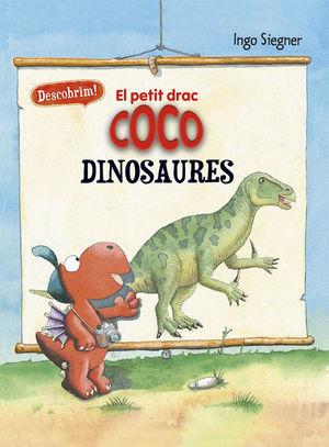 EL PETIT DRAC COCO DESCOBREIX ELS DINOSAURES