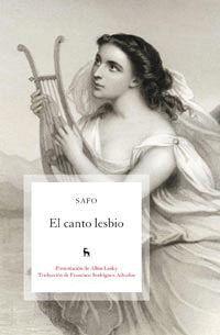 CANTO LESBIO,EL. BIBL. BASICA GREDOS-RUST.