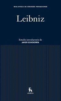 LEIBNIZ.GREDOS-BIBLIOTECA GRANDES PENSADORES-DURA