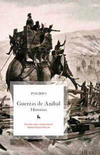 GUERRAS DE ANIBAL. BIBL. BASICA GREDOS-RUST.