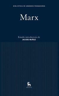 MARX. GREDOS-BIBL GRANDES PENSADORES-DURA