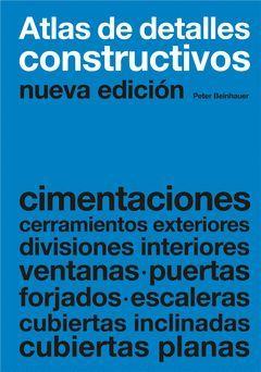 ATLAS DE DETALLES CONSTRUCTIVOS. GG-DURA