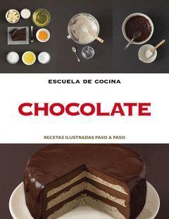 CHOCOLATE.ESCUELA DE COCINA.GRIJALBO