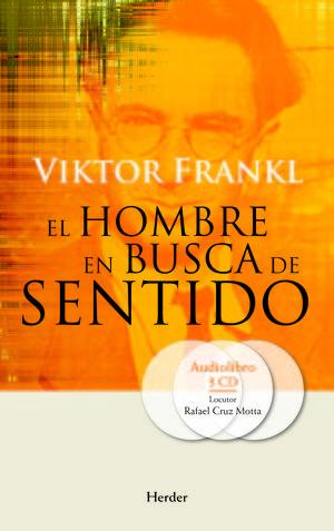 HOMBRE EN BUSCA DE SENTIDO, EL- AUDIOLIBRO(INCLUYE 3 CD)-HERDER