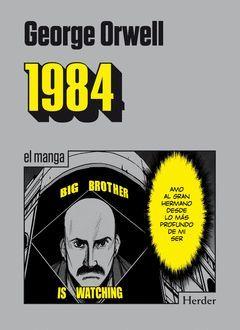 1984 (COMIC MANGA).HERDER