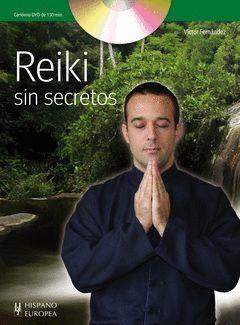 REIKI SIN SECRETOS (+DVD)