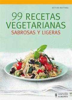 99 RECETAS VEGETARIANAS