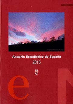 ANUARIO ESTADÍSTICO DE ESPAÑA 2015