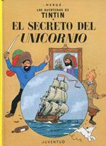 TINTIN CASTELLANO-010.SECRETO UNICORNIO.JUVENTUD-COMIC