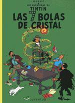 TINTIN CASTELLANO-012.7 BOLAS CRISTAL.JUVENTUD-COMIC