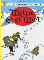 TINTIN CASTELLANO-019.EN EL TIBET.JUVENTUD-COMIC